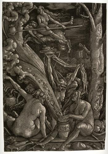 Hans Baldung Grien Witches