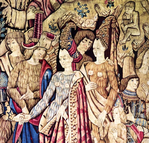 World Tapestry Madeleine Jarry
